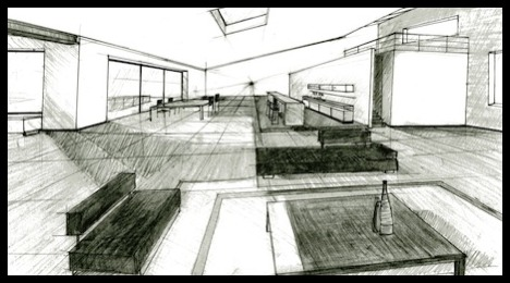 De Haute Qualite Perspective Architecte Interieur